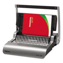 FEL5217401 - Fellowes® Quasar™ Manual Wire Binding Machine