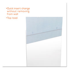 DEF68201 - deflect-o® Classic Image® Single-Sided Wall Sign Holder