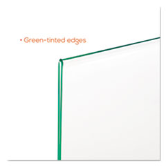DEF5991790 - deflect-o® Superior Image® Premium Green Edge Sign Holder