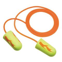 EAR247-311-1252 - E.A.RE-A-Rsoft® Yellow Neon Blasts™ Foam Earplugs