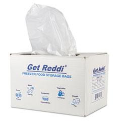 IBSPBR37HD - Inteplast Group Get Reddi® Freezer Food Storage Bags