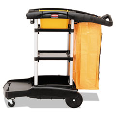 RCP9T7200BK - Rubbermaid® Commercial High Capacity Cleaning Cart
