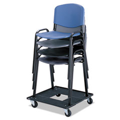 SAF4188 - Safco® Stacking Chair Cart