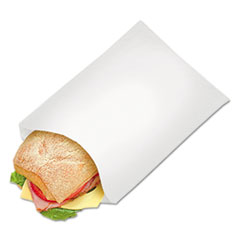 BGC300422 - Bagcraft Papercon Grease-Resistant Sandwich Bags