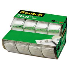 MMM4105 - Scotch® Magic™ Office Tape in Refillable Handheld Dispenser