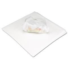 MCD8222 - Deli Wrap Wax Paper Flat Sheets