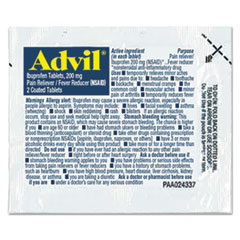 LIL58030 - Advil® Single-Dose Ibuprofen Tablets Refill Packs