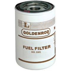 GLD250-595-5 - GoldenrodSpin On Filter Replacement Canisters