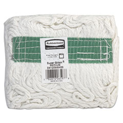 RCPD412 - Rubbermaid® Commercial Super Stitch® Rayon Mop Heads