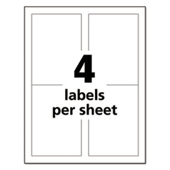 AVE60503 - Avery® GHS Chemical Labels