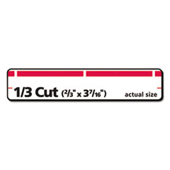 AVE5066 - Avery® Permanent File Folder Labels with TrueBlock™ Technology