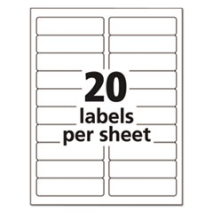 AVE5261 - Avery® Easy Peel® Address Labels