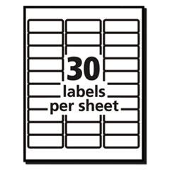 AVE5260 - Avery® Easy Peel® Address Labels