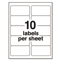 AVE5163 - Avery® Shipping Labels with TrueBlock™ Technology