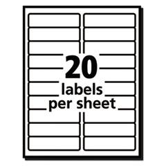 AVE5161 - Avery® Easy Peel® Address Labels