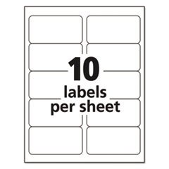 AVE5263 - Avery® Shipping Labels with TrueBlock™ Technology