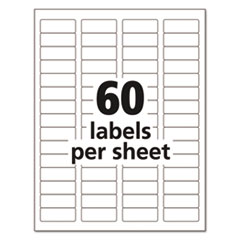 AVE5155 - Avery® Easy Peel® Return Address Labels