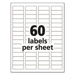AVE5155 - Avery® Easy Peel® Return Address Labels