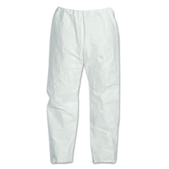 DUP251-TY350S-M - DuPontTyvek Pants Elastic Waist, Medium