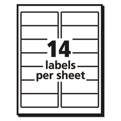 AVE8462 - Avery® Easy Peel® Address Labels