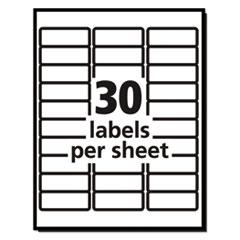 AVE8460 - Avery® Easy Peel® Address Labels