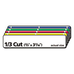 AVE5266 - Avery® Permanent File Folder Labels with TrueBlock™ Technology