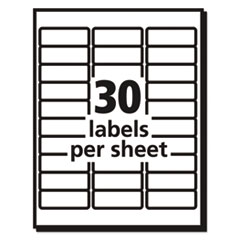 AVE5660 - Avery® Easy Peel® Mailing Labels