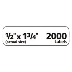 AVE5267 - Avery® Easy Peel® Return Address Labels