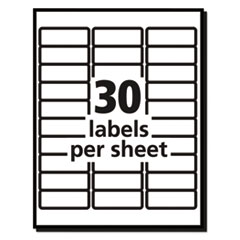AVE8160 - Avery® Easy Peel® Address Labels