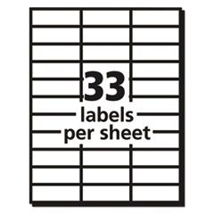 AVE5311 - Avery® Permanent Adhesive Mailing Labels