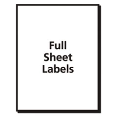 AVE5265 - Avery® Shipping Labels with TrueBlock™ Technology