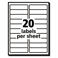 AVE5961 - Avery® Easy Peel® Address Labels