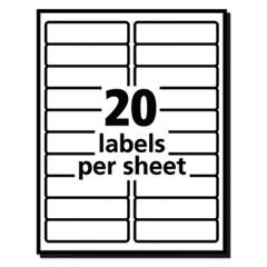 AVE8161 - Avery® Easy Peel® Address Labels