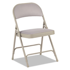 ALEFC97T - Alera® Steel Folding Chair with Two-Brace Support