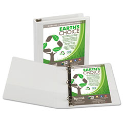 SAM16957 - Samsill® Earth's Choice Biodegradable Angle-D Ring View Binder