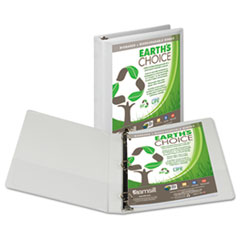 SAM16937 - Samsill® Earth's Choice Biodegradable Angle-D Ring View Binder