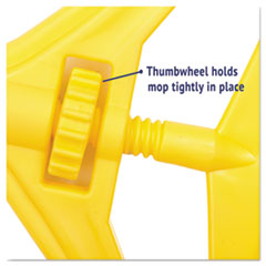 BWK620 - Quick Change Side-Latch Plastic Mop Head Handle