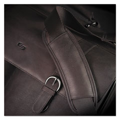 USLD5353 - SOLO® Leather Laptop Portfolio