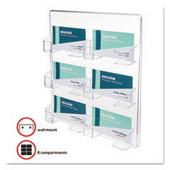 DEF70601 - deflect-o® Business Card Holders