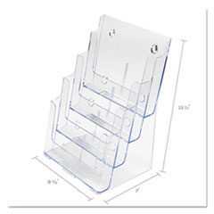 DEF77441 - deflect-o® Multi Compartment DocuHolder®