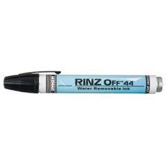 ORS253-91105 - DykemRINZ OFF® Water Removable Temporary Markers / 12 Per Box