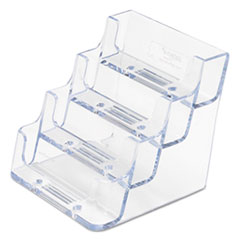 DEF70841 - deflect-o® Business Card Holders