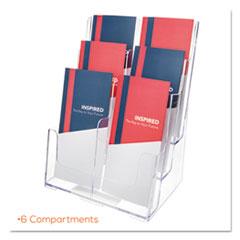 DEF77401 - deflect-o® Multi Compartment DocuHolder®