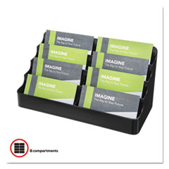 DEF90804 - deflect-o® Recycled Business Card Holders