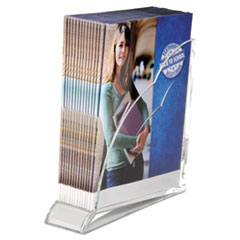 SWI10133 - Swingline® Stratus™ Acrylic Magazine Rack