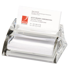 SWI10135 - Swingline® Stratus™ Acrylic Business Card Holder