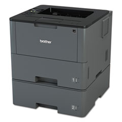 BRTHLL6200DWT - Brother HL-L6200DWT Business Laser Printer with Wireless Networking, Duplex Printing, and Dual Paper Trays