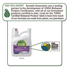 SEV22794 - Seventh Generation® Natural Liquid Laundry Detergent