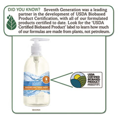 SEV22924 - Seventh Generation® Natural Hand Wash