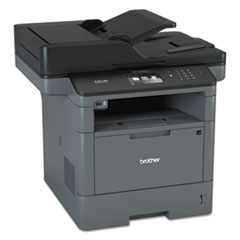 BRTDCPL5650DN - Brother DCP-L5650DN Business Laser Multi-Function Copier with Advanced Duplex and Networking